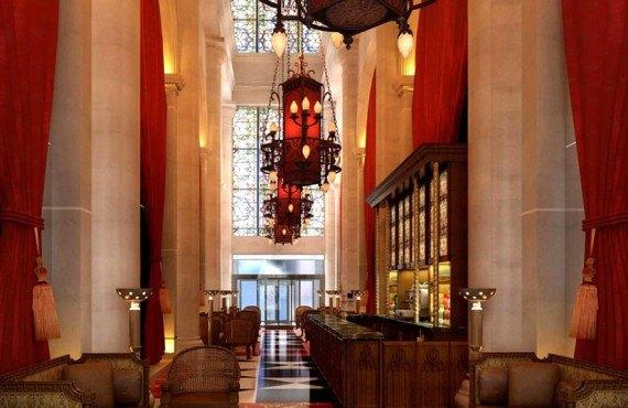 Le Parker Meridien - Café & Bar le Knave