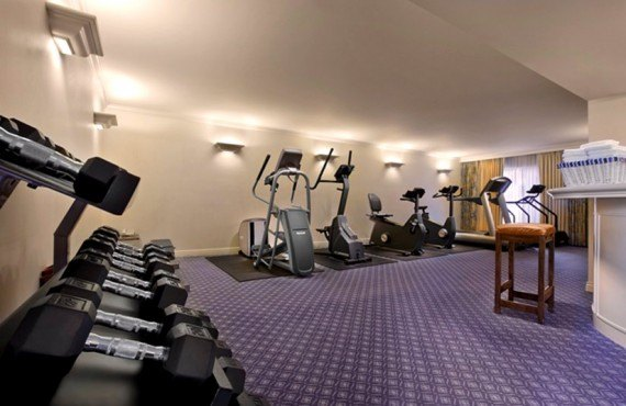Little America Hotel - Gym