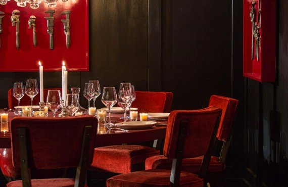 Monaco Philadelphia - Restaurant