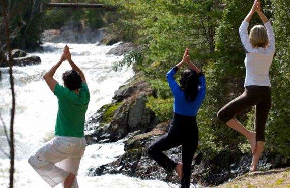 Pourvoirie du Baluchon - Yoga