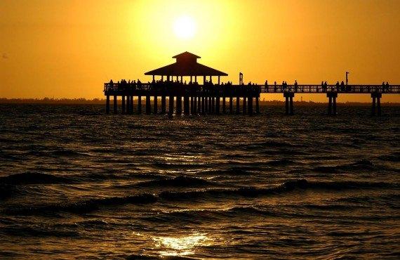 Quai de Fort Myers