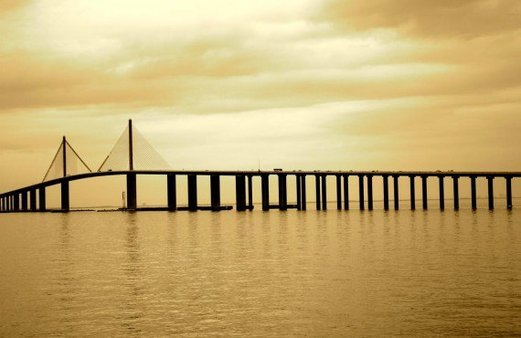 Skyway Bridge, Tampa Bay