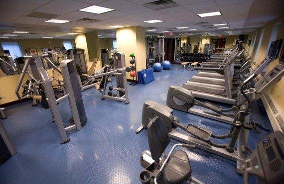 Sofitel Philadephie - Gym