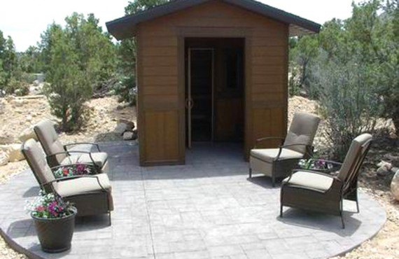 Stone Canyon Inn - Sauna