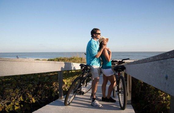 Sundial Beach Resort - Randonnée à vélo