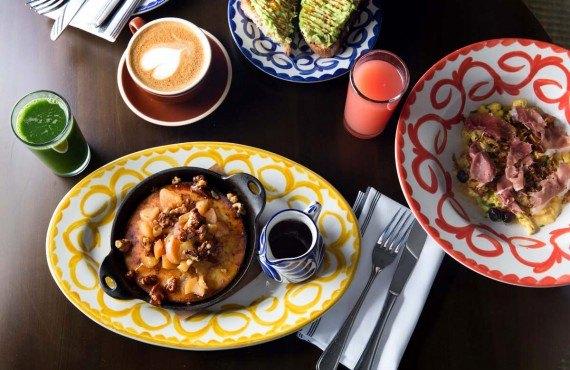 The Redbury New York - Petit-déjeuner