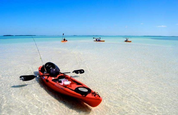 Camping-KOA-Key-West-Kayak