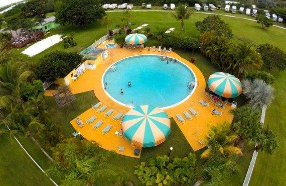 9-Miami-Everglades-RV-Resort-Piscine-Aerien
