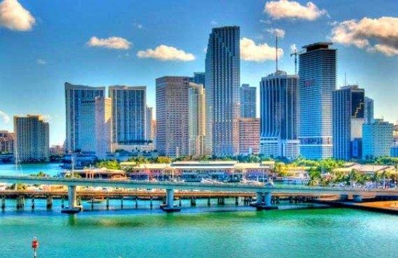 Miami ensoleillé