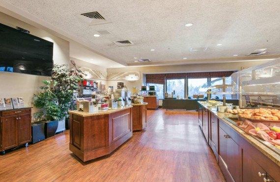 Best Western Squire Inn-Salle à manger