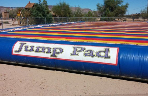 Jump Pad