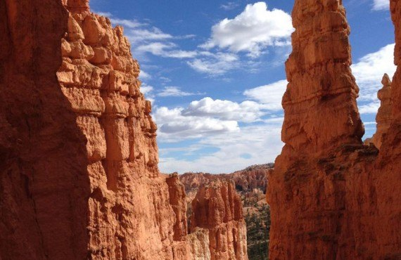Parc national Bryce Canyon - Paysage