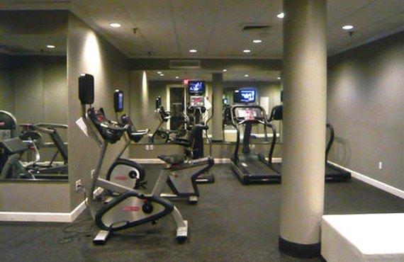 Capitol Skyline - Gym