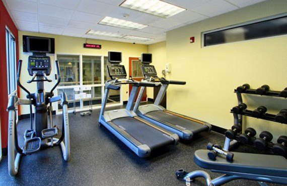 Courtyard by Marriott - Gym