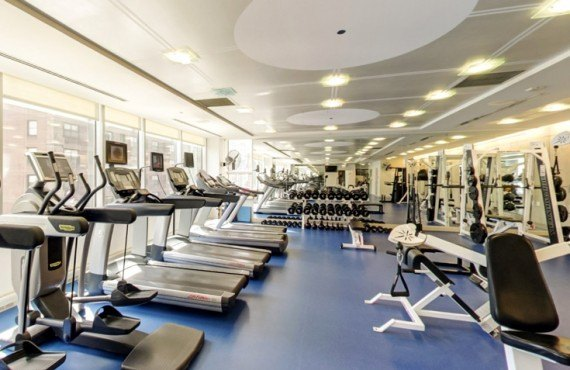 Four Seasons Chicago - Gym