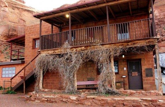 Goulding's Lodge - Traite des postes et Musée