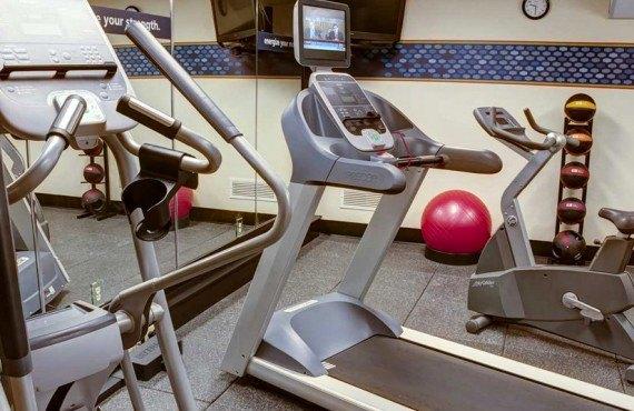 Hampton Inn North Conway - Gym