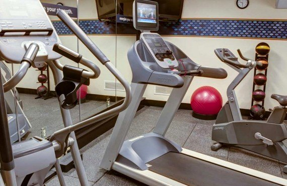 Hampton Inn North Conway - Gym
