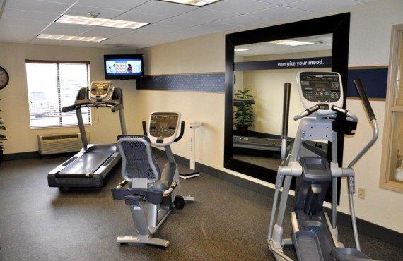 Hampton Inn Rock Springs - Gym