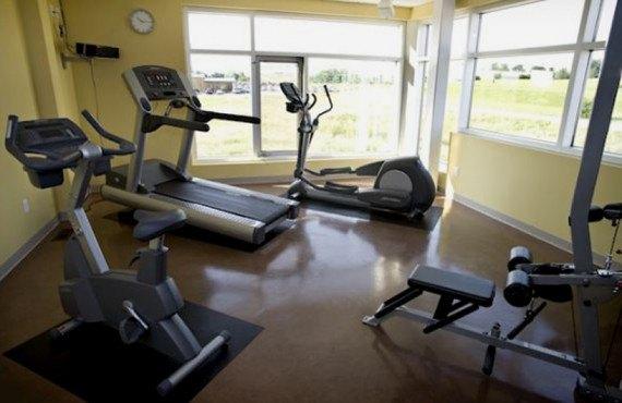 Heritage Inn Hotel - Salle de Gym