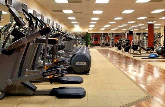 Hilton Anaheim - Gym