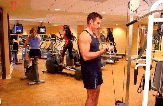 Hilton Grand Vacations Suites - Gym