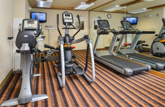 Holiday Inn Cody - Gym