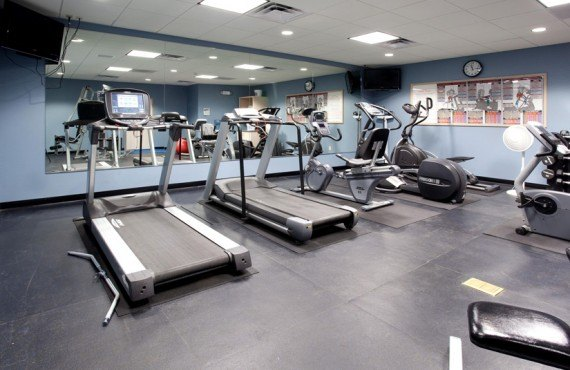 Holiday Inn Rock Springs - Gym