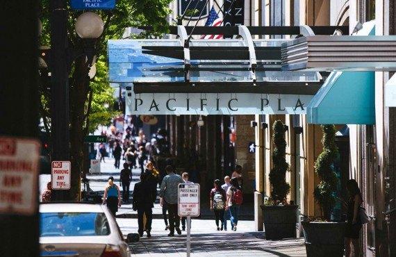 Pacific Place à proximité