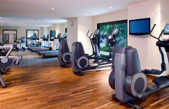 Hyatt Regency Monterey - Salle de Gym