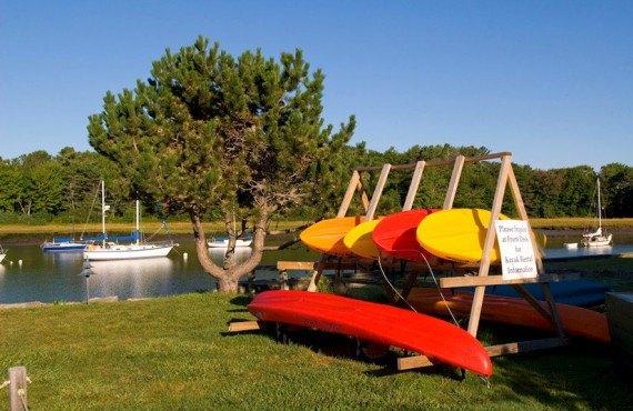 Nonantum Resort - Location de kayak