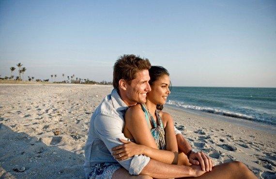 South Seas Island Resort - La plage