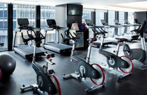 The Langham - Gym