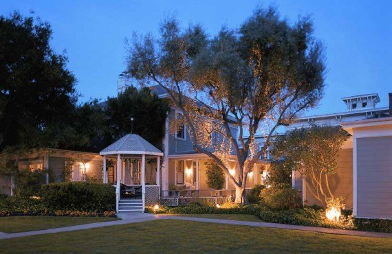 The Upham Hotel - Santa Barbara, Californie