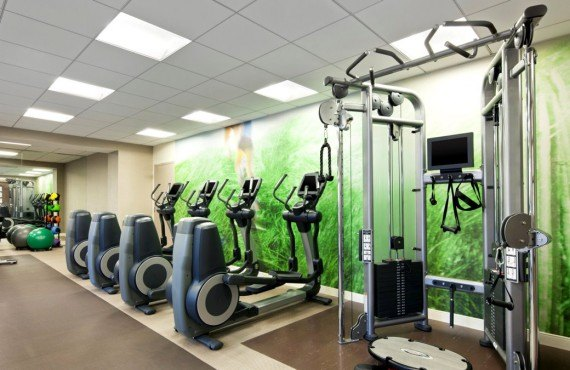 The Westin Gaslamp Quarter - Salle de Gym