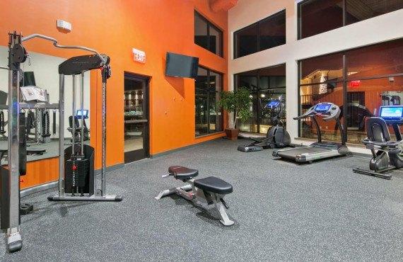 Best Western Squire Inn-Salle de sport