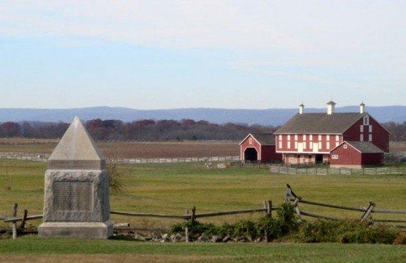 Champ de bataille de Gettysburg