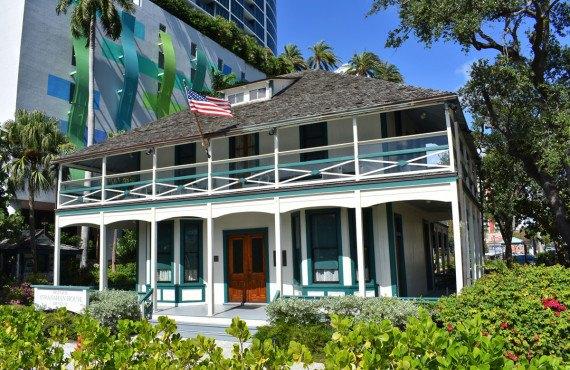 Stranahan House, Fort Lauderdale, FL