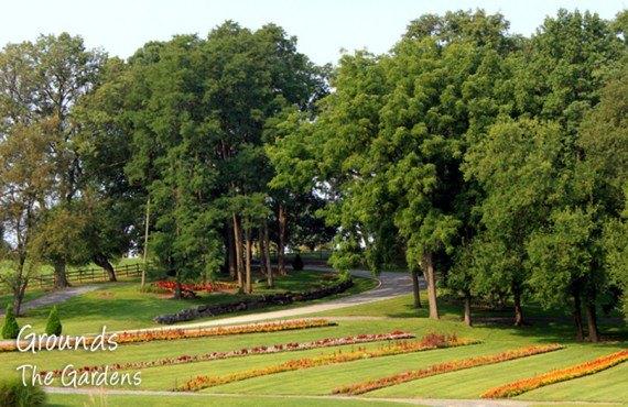 Hershey Farm - Jardins de fleurs
