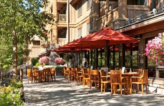 Hotel Terra - Terrasse