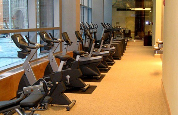 Intercontinental Boston - Gym