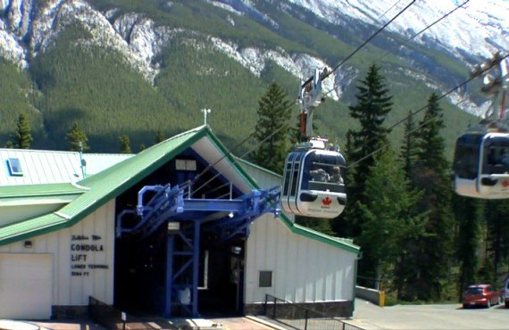 Telepherique de Banff