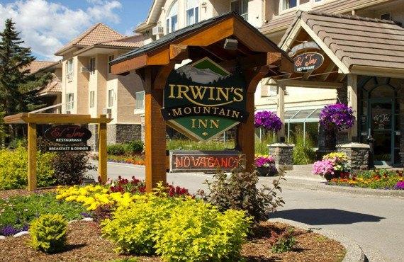 Irwin's Mountain Inn - Banff