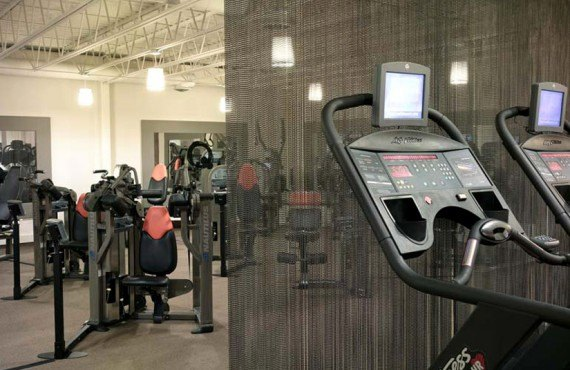 Le Parker Meridien - Gym