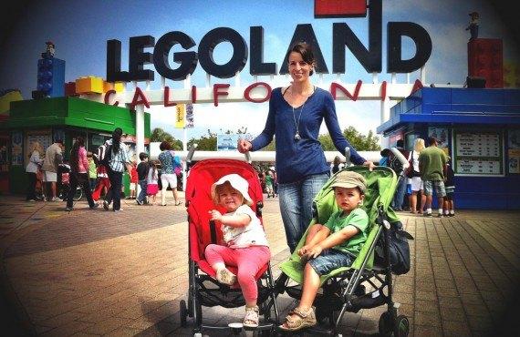 Legoland près de San Diego