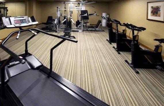 Manoir Victoria - Gym
