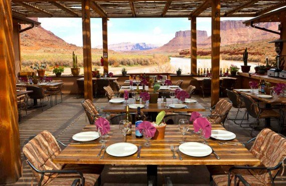 Red Cliffs Lodge - Restaurant