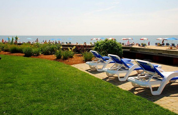 Red Jacket Beach Resort - La plage