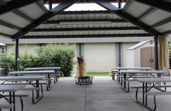Salt Lake City Koa - Pavillon