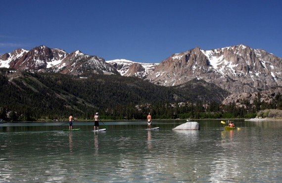 Sierra Nevada Resort - Kayak et Paddleboard